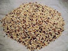 Mundo Vegetariano da Rosana: Quinoa