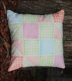 I love Quiltingbut sometimes I just want to make something that does not take so long which is why I love Faux Quilting. You get the look of quilting without the hours and hours of cutting and piecing. This Quick & Easy, Stamped Faux Quilted Pillowis a great first project to try.