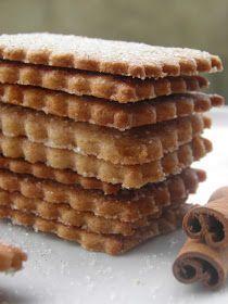 GALLETAS DE CANELA INGREDIENTES - 250 grs. harina - 100 grs. azúcar - 100 grs. mantequilla - 1 huevo - 3 cucharaditas de ca...