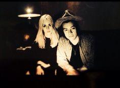 Harry and Gemma!