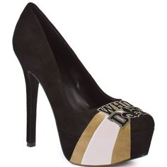 New Orleans Saints don't think I would wear these to the games but I do love them!!!!
