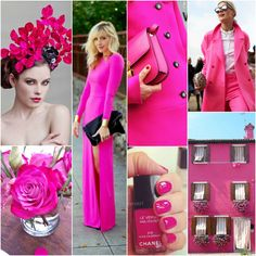 Fuksjowy róż – odpowiedni dla: czystej zimy, prawdziwej zimy, intensywnej zimy, prawdziwej wiosny, czystej wiosny. Być może dla prawdziwego lata.