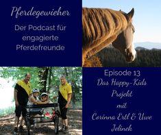 Corinna Ertl ist ja hauptsächlich als Horse Agility Trainerin bekannt. Mit Uwe Jelinek zusammen hat sie aber auch das Happy Kids Projekt gegründet. Worum es dabei genau geht, erfährst du in dieser Episode des Pferdegwieher-Podcasts. Trainer, Horse Feed, Range Rover Sport, Horseback Riding, Round Round