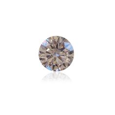 0.53 ct, Diamonds, Round Brilliant, Pink