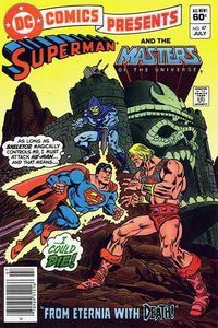 1982-85 PRICED PER COMIC DC Comics Presents U-PICK ONE Annuals #1,3 or 4 DC