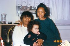 #abouttimememories #AboutTime @About Time One of favs from that year of me & Nana (and lil cuz @Yvonne McClarin ) Classic family beauty :)