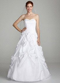 Wedding Dresses and Bridal Gowns $100-199.99 - David's Bridal