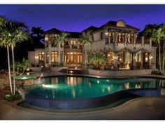 11 Homes For Sale Over $10,000,000 In Naples FL In Port Royal. Port Royal Is
