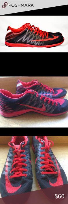 a344adbe199 Men s Nike Lunar Spider Race Flats Size 10.5 but fits small - Super Light  Weight -
