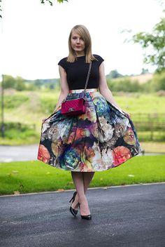https://flic.kr/p/DR7SLv | ted-baker-floral-dress