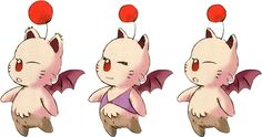 Moogle Concepts ★ || CHARACTER DESIGN REFERENCES (www.facebook.com/CharacterDesignReferences & pinterest.com/characterdesigh) • Love Character Design? Join the Character Design Challenge (link→ www.facebook.com/groups/CharacterDesignChallenge) Share your unique vision of a theme every month, promote your art and make new friends in a community of over 20.000 artists! || ★