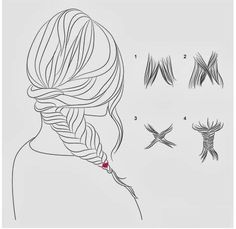 Interesting Ways to Braid Your Hair
