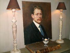 Old Portraits, Paintings, Oil, Art, Paint, Painting Art, Draw, Painting, Portrait