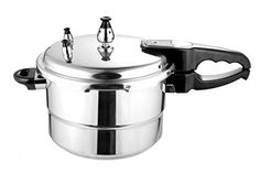 Above Edge AE5286-24 7.4 Quart Aluminum Stove Top Pressure Cooker >>> Details can be found  : Pressure Cookers