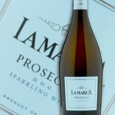 One of my favorite discoveries at WorldMarket.com: La Marca Prosecco