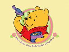 Micimackó / Winnie the Pooh Winnie The Pooh Pictures, Cute Winnie The Pooh, Winnie The Pooh Quotes, Cute Disney, Disney Art, Eeyore, Tigger, Bear Wallpaper, Pooh Bear