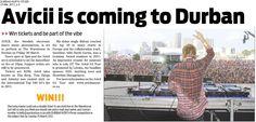 Electric Music SA brings Avicii to SA - Durban North Fever. #ElectricMusicSA #Avicii #music