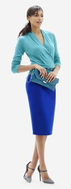 1000 images about pencil skirt filippa royal blue on
