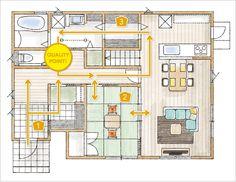 充実標準仕様 コミコミフル装備の家|トレジャーホーム|三重県の高品質なデザイン注文住宅・新築住宅