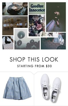 """I Don't Love You Anymore - Real Friends"" by kcsanderson ❤ liked on Polyvore featuring American Eagle Outfitters, Keds, Topshop, women's clothing, women, female, woman, misses and juniors"