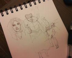 Всё то же.  #drawing #illustration #portrait #sketch #pencil #sketchbook #art #artwork #painting #eskiz #topcreator #портрет #рисунок #карандаш #набросок #эскиз