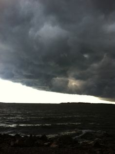 Pilvi ja meri