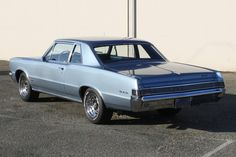 1965 GTO - Rear Shot