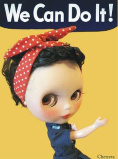 blythe - we can do it!