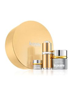 LIMITED EDITION Timeless Radiance Holiday Set by La Prairie at Neiman Marcus.