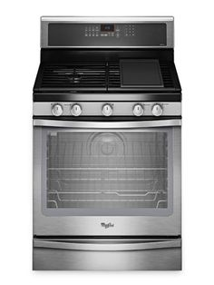 Best Ranges of 2013 - Gas and Electric Range Reviews - Good Housekeeping. I like the idea of the built in griddle.