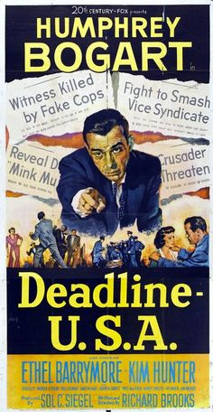 Click to View Extra Large Poster Image for Deadline - U.S.A.