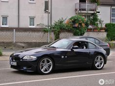 ❦ BMW Z4 M Coupe