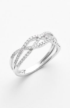 Free shipping and returns on Bony Levy Braided Diamond Ring (Nordstrom Exclusive) at Nordstrom.com. Sixty-three radiant diamonds illuminate the beautiful braided design of a lovely ring handcrafted from 18-karat gold.
