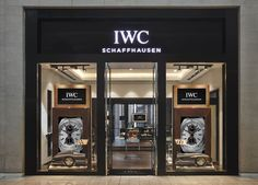 IWC opened new boutique in Dubai Airport. #iwc #dubai #thelocationgroup    #shopopening  #storeopening   #elocations