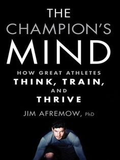 The Champion's Mind distills actionable advice into clear and concise steps for athletes looking to find confidence, concentration, and mental preparedness—the mental edge that sets champions apart.