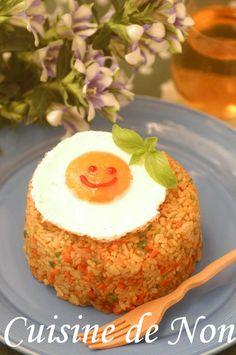 神奈川県産食材のカレールゥ&炊飯器でカレーピラフ | 美肌レシピ