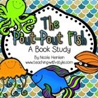 Use this common core aligned book study to help you turn The Pout Pout Fish into a fun academic unit!