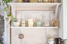decór blanc: Jak jsme rekonstruovali kuchyň