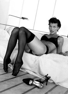 © Pamela Hanson | Milla Jovovich Stunning photographer!  -repinned by California portrait photographer http://LinneaLenkus.com