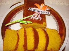 Cake marseillais au goût de panisse ( farine de pois chiche )