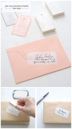 Tag stamps