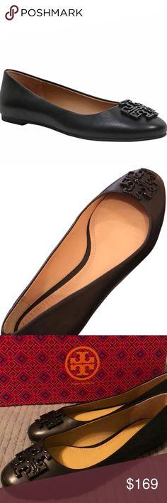 "Tory Burch • Melinda Ballet Flats • NIB • Size 8 Brand new Tory Burch """
