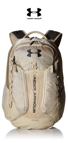 Under Armour Storm Contender Backpack | City Khaki | Click for More Under Armour Backpacks!