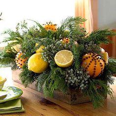 Świąteczne dekoracje z pomarańczy - najpiękniejsze inspiracje!