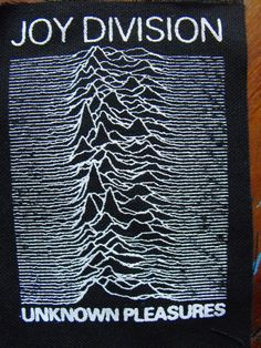 JOY DIVISION patch goth gothic punk new wave by LordOfTheLeftHand, $2.99