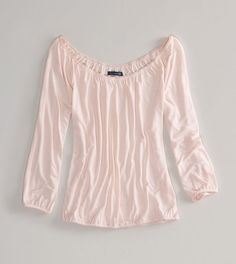 I love this simple and plain shirt to go with bright pants or shorts!
