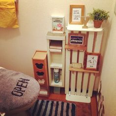 My Room, Girl Room, Diy Design, Interior Design, Good Ol, Crates, Diy Home Decor, Diy And Crafts, Home Improvement