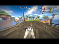 Sonic & All-Stars Racing Transformed - All-Star Moves (Complete Collection) - YouTube