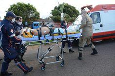 José Aparecido dos Santos, de 50 anos, morreu na tarde de ontem (3) depois de complicações de saúde, na Santa Casa, em Campo Grande, no ...