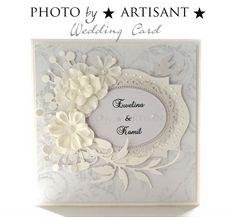 Wedding Card - Scrapbook.com